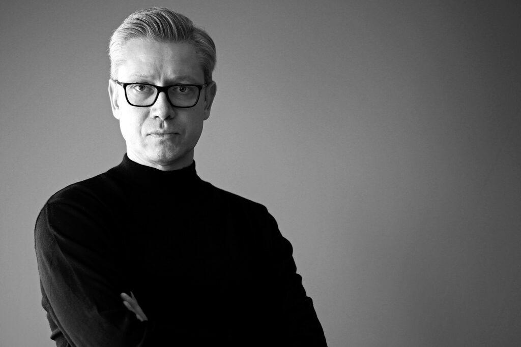 Marcin Tomaszewski - architekt wnętrz
